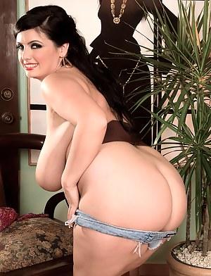 Big Tits Jeans Porn Pictures